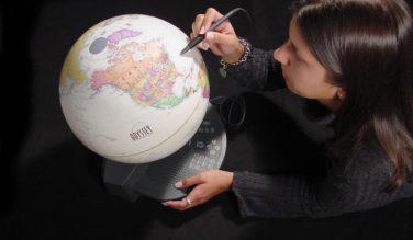 odyssey globe product design