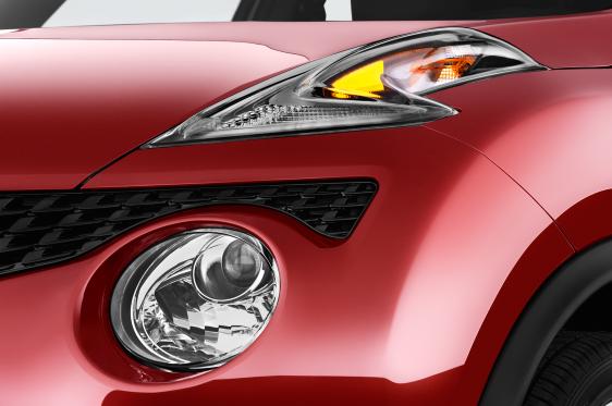 Clear headlight design