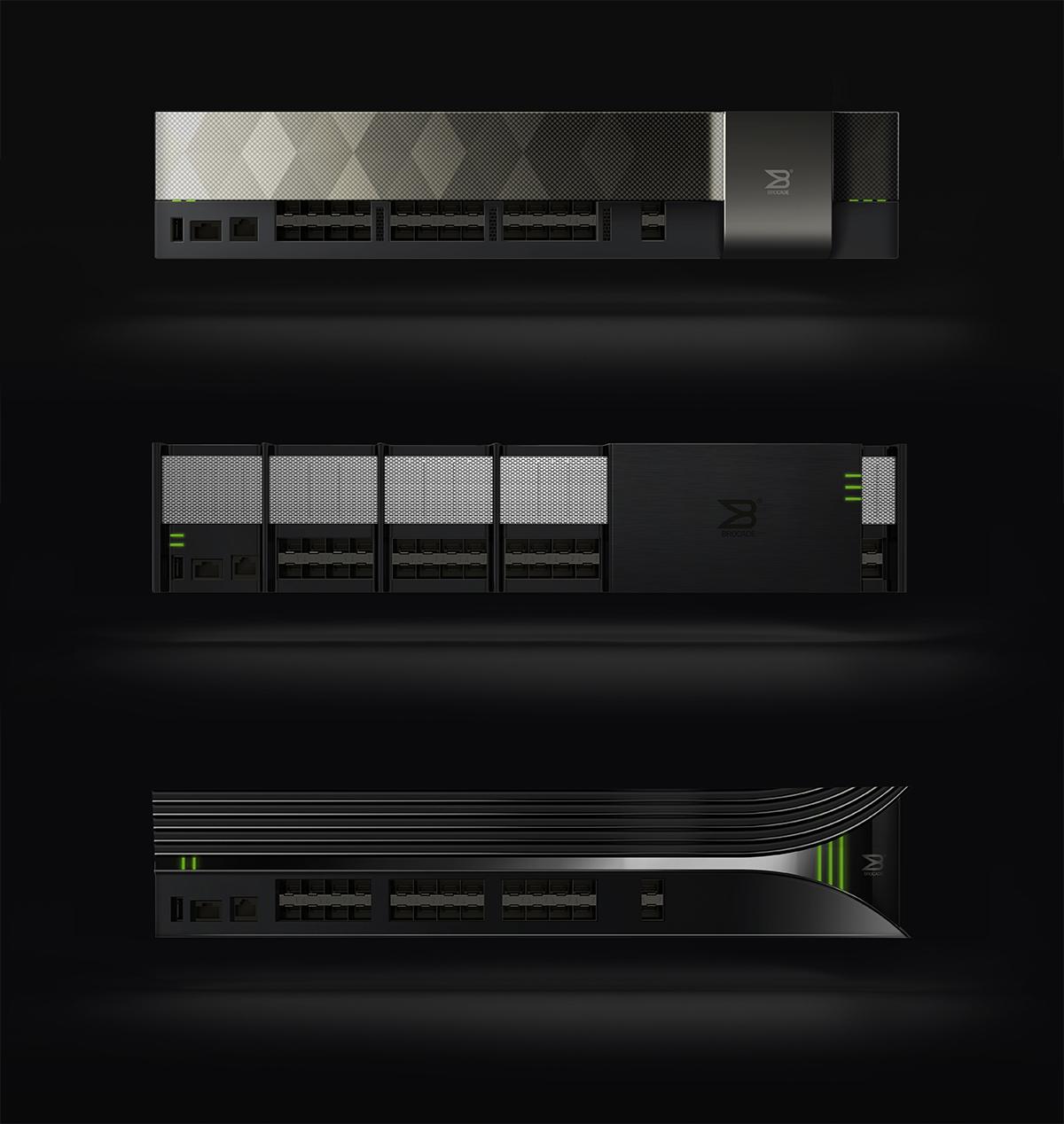 brocade broadcom server bezel design concepts
