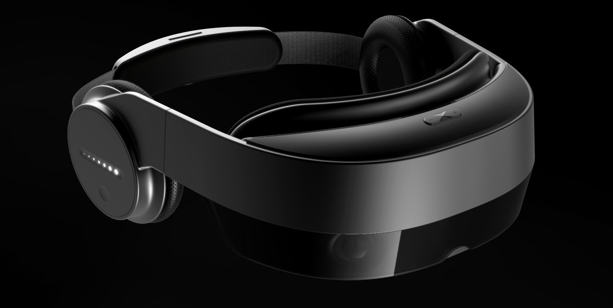 VR goggle design and engineering
