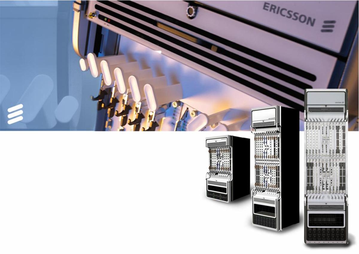 ericsson server