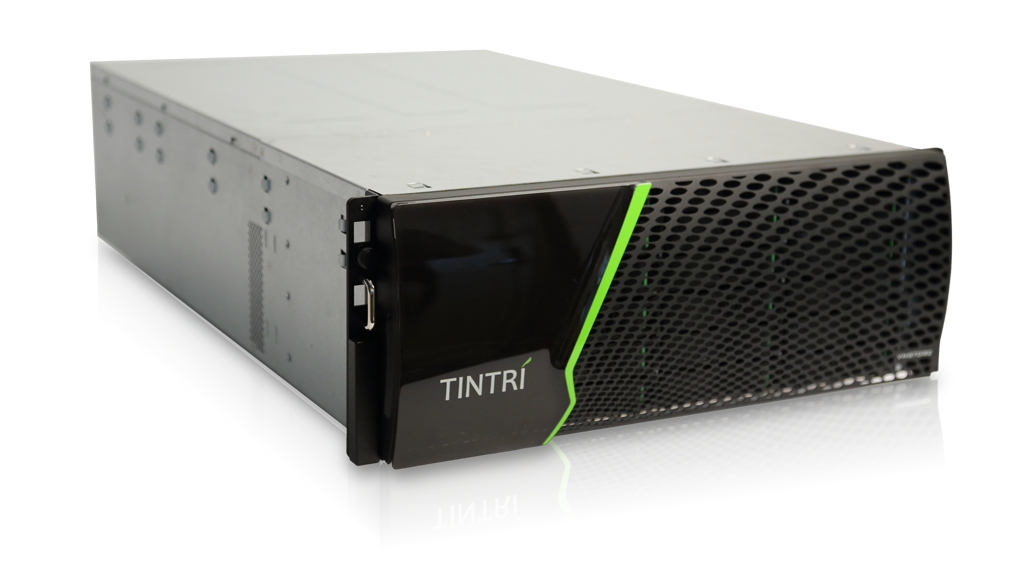 tintri server bezel design